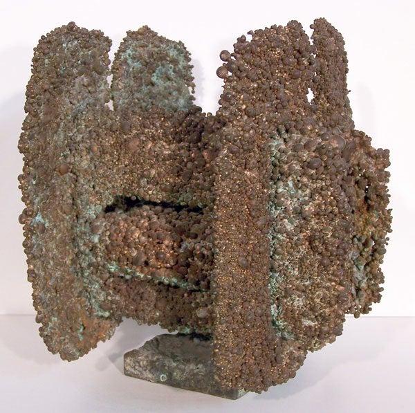 Harry Bertoia sculptures