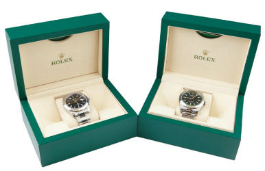 Crescent City fall auction Nov. 16-17 offers Rolex watches