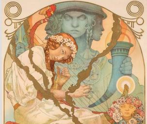 Soulis Auctions spotlights rare Alphonse Mucha graphics Dec. 7