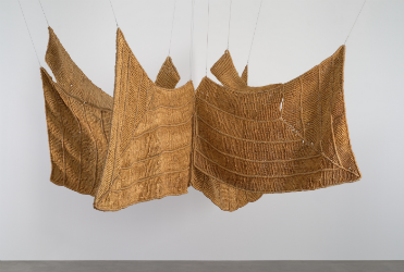 Weaving and fiber arts get the new MoMA treatment