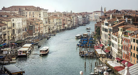 Venice 'on its knees' after worst flooding in 50+ years