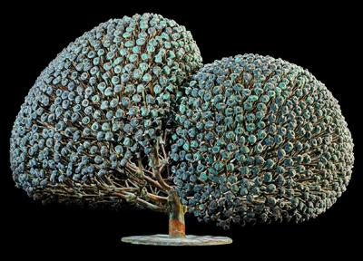 Harry Bertoia sculptures: as unique as the artist himself
