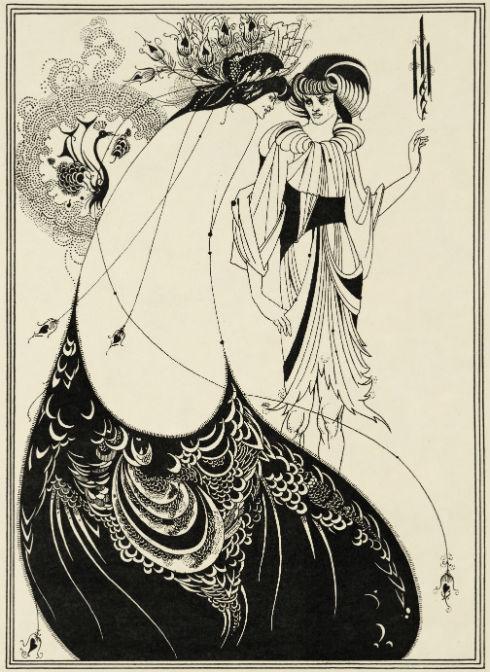 Illustrator Aubrey Beardsley