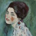 Portrait found in gallery's walls verified