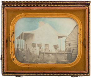 Antebellum daguerreotype of slaves sells for $324,500