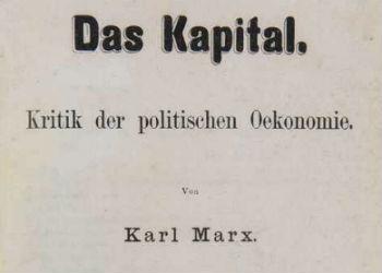 Karl Marx first edition leads Jeschke van Vliet auction Dec. 6