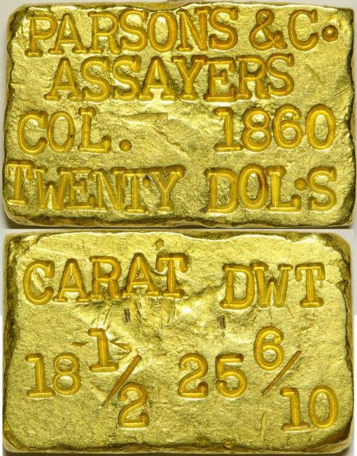 Alaska gold nugget