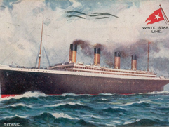 Riding the wave of ocean liner memorabilia