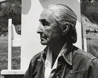O'Keeffe museum is backdrop to US humanities grants