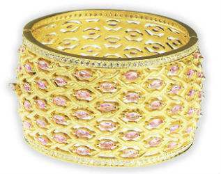 Colorful Stambolian jewelry starring in online auction Jan. 22