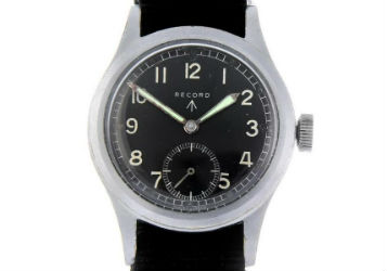 Fellows offers scarce British military watches Feb. 10