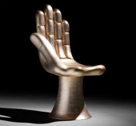 The Hot Bid: Pedro Friedeberg 'Hand' chairs in Rago auction
