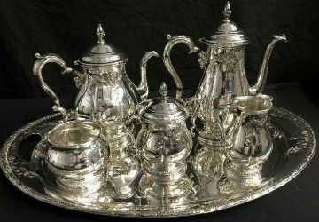 Sterling silver featured in Jasper52 auction Feb. 4