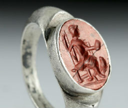 Ancient Roman jewelry survives the ages beautifully