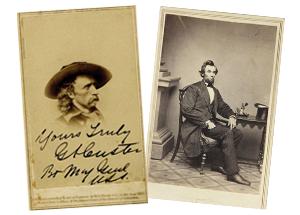 Cartes de visite: the 19th century's Facebook