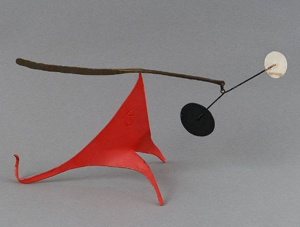 Alexander Calder: Moving with the current