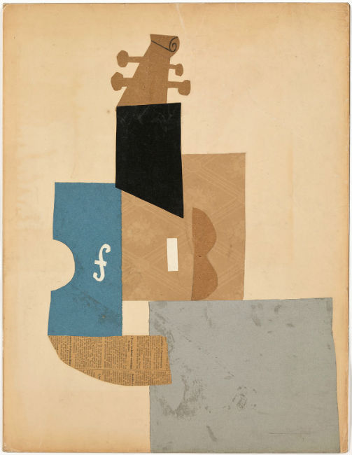 Picasso's work on paper