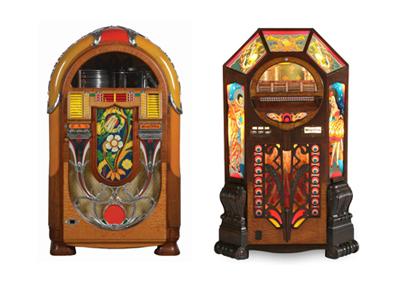 Wurlitzer jukeboxes: 'Put another nickel in'