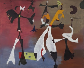 Barnes Foundation to show Marie Cuttoli tapestries: Miro to Man Ray