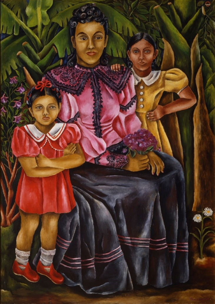 Mexican muralist