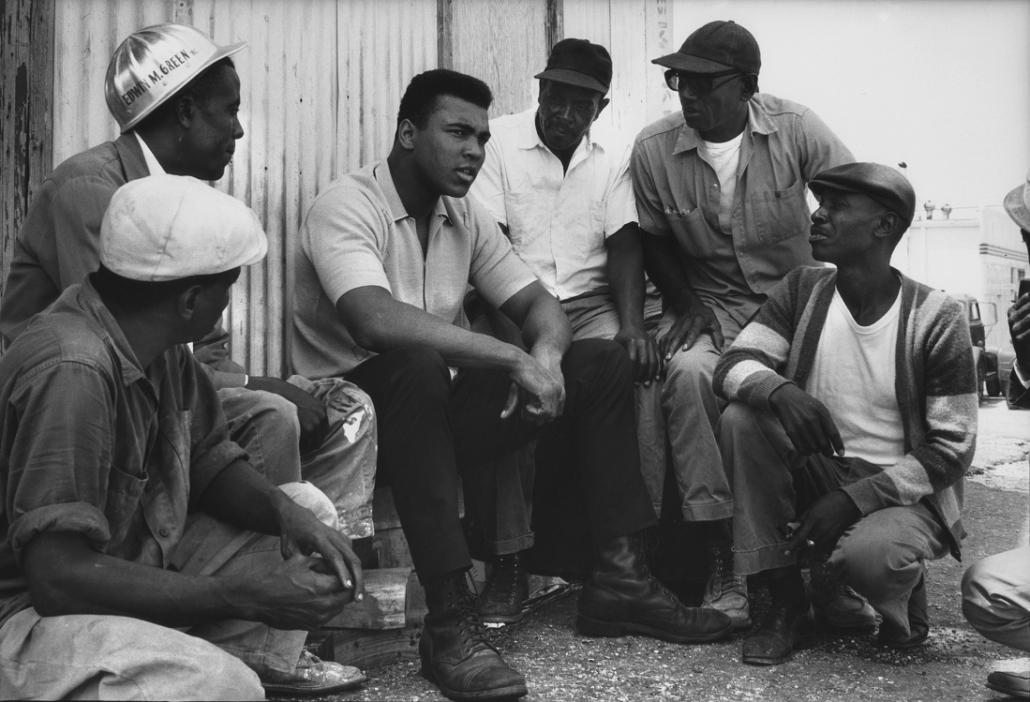 Muhammad Ali exhibition