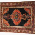 Antique rugs ideal for hanging