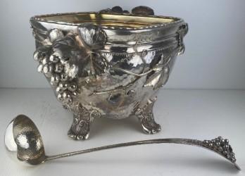 Gorham silver, Hockney print costar at Clarke Auction, Feb. 16