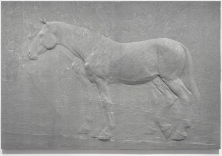 Charles Ray 'Horses'