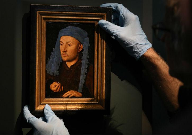 Van Eyck artworks