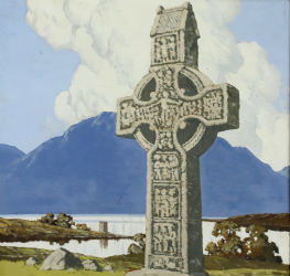 Gallery Report: Paul Henry painting crosses auction block at $45,750