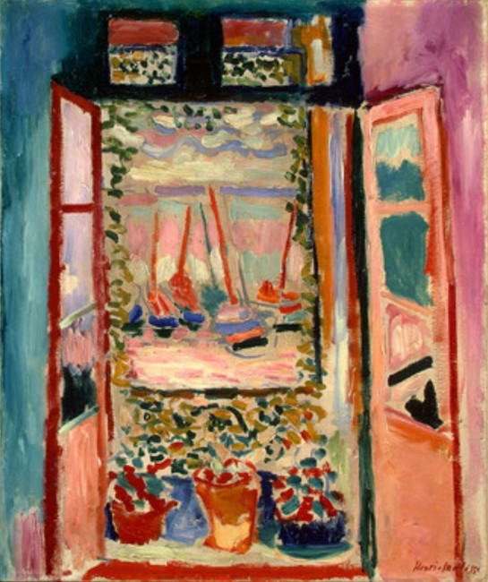 Enjoy a Matisse