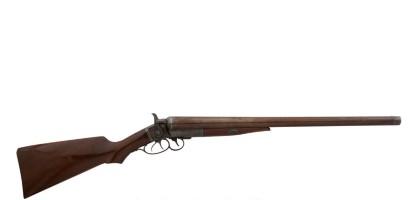Shotgun used by Wyatt Earp sells for $375K