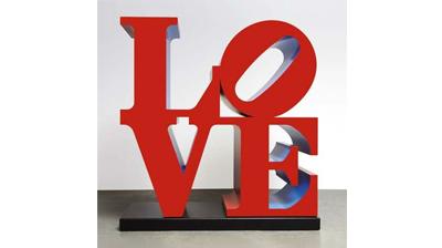 Robert Indiana: pop art we LOVE