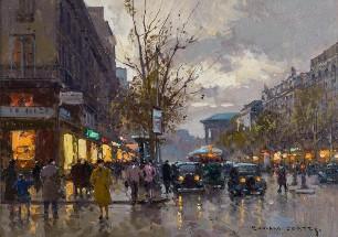 Edouard Cortès: The Parisian poet of painting