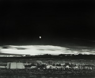 Ansel Adam's 'Moonrise' to light up Clars sale March 22