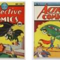Complete set of DC comic books
