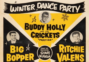 The Hot Bid: Buddy Holly poster could break record