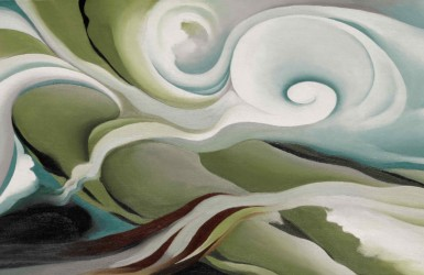 Georgia O'Keeffe painting sells for $6.9M at Sotheby's
