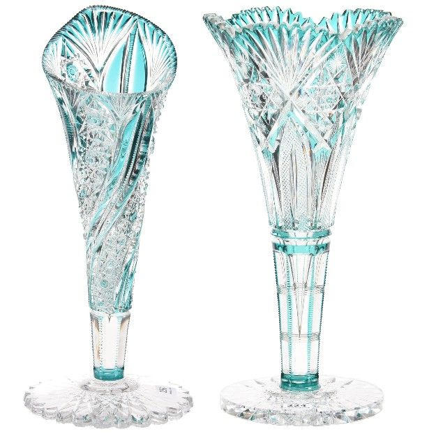 cut glass masterpieces