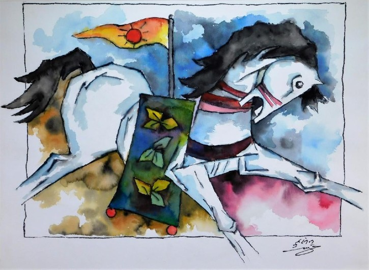 renowned Indian artists