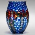 Mosaico vase by Nicolò Barovier