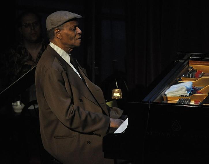jazz pianist McCoy Tyner