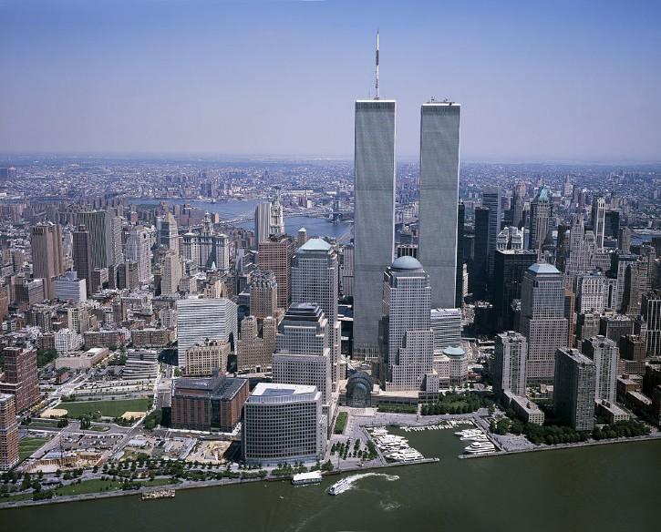 World Trade Center blueprints