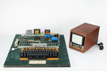 RR Auction to offer rare, functioning Apple-1, March 12