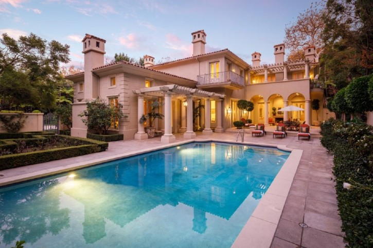 Lee Iacocca's longtime mansion