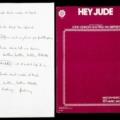 'Hey Jude' lyrics