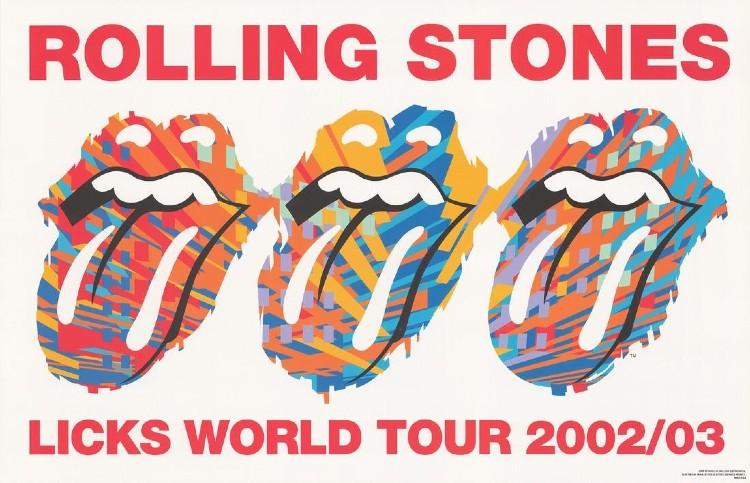 Rock's biggest acts