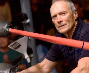 Clint Eastwood boxing glove on Trump's gift list