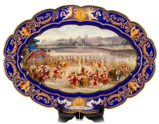 Turner offering European decorative art, fine art April 25