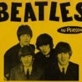Beatles Shea Stadium poster
